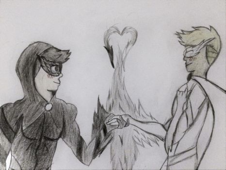 One Cannot Exist Without The Other by Castiel100