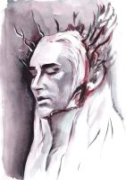 Thranduil, the Elvenking by AnnAshley