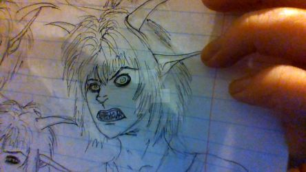 Angry-dan-lined-paper by Bahn-Rue-Kahone
