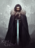 King Crow by KiraLNG
