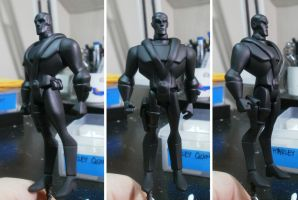 DESTRO Custom Figure wip by GeekVarietyDotCom