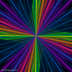 Holographic Rays by Bulldoggenliebchen