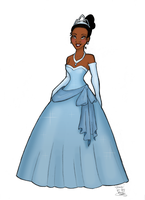 Tiana-by Kerry by Cor104