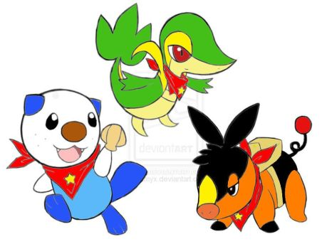 PKMN MD BW Team MorningStars by Neos-Two