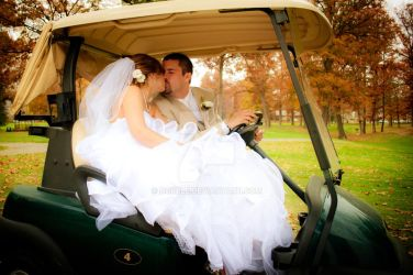 A Golfer's Wedding by Norble