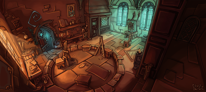 The Workshop by the-fogz