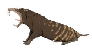 Lutrimimus smilodontis by yoult