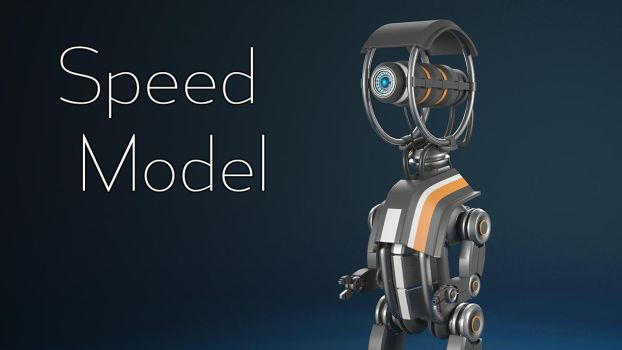 Robot - Speed Model by curux