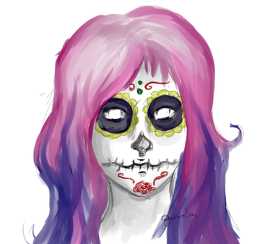 Sugarskull by rustyrazzor