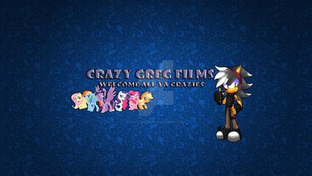 (COMMISSION) Youtube Channel Banner for Greg by NatalieGuest