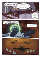 Hell's Rising: Chapter 3-21 by GraphyteRonin