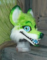 mean green side view by LilleahWest