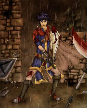 Path of Radiance: Chapter 8 by Artist721