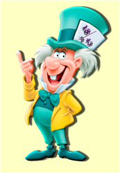 Mad Hatter For Xwidget by DaveBreck