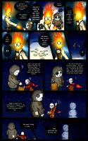 Reminiscence: Undertale Fan Comic Pg. 10 by Smudgeandfrank