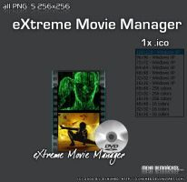 eXtreme Movie Manager by 3xhumed