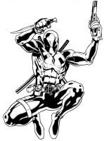 Deadpool by timothygreenII