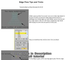 Tutorial - 3d Edge Flow by Athey