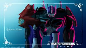 FMA Intermisson - TFP Optimus Prime by MNS-Prime-21