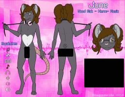 June Reference Sheet by dragonmelde