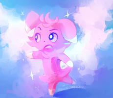 Shiny Espurr by MusicalCombusken