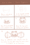 Draw Doctor Eggman Tutorial by Crystal-Ribbon