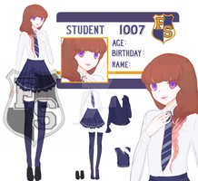 Student 1007 (SOLD) by FScottscoms