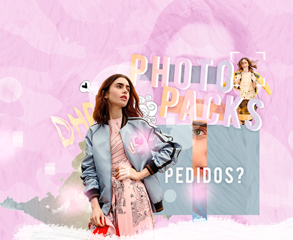 Pedidos-Requests Marzo/Abril 2017 by PhotopacksDHP