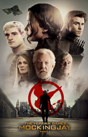 The Hunger Games - Mockingjay Part 2 by Panchecco