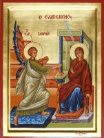 The Annunciation by teopa