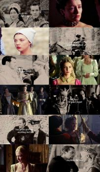 Anything but love (The six wives of Henry VIII) by ScorpionFlower1