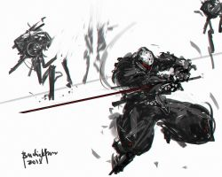 Speedpaint Void Cut by benedickbana