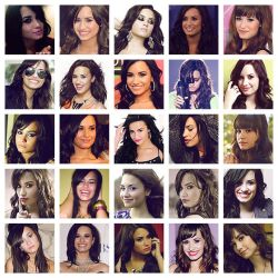Demi Lovato Avatars by KFXFMM