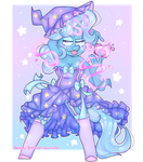 the great and powerful frills / collab by bunxl