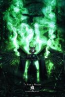 The power of Maleficent by EvyLeeArt