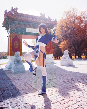 Kasumi - Dead or Alive by beethy