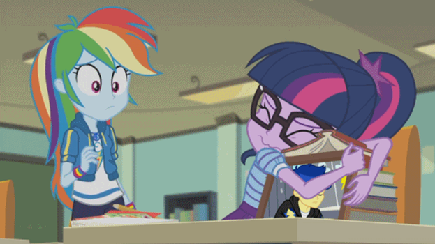 GIF Sci-Twilight hugs Flash's photo! 1 by AngyLopez