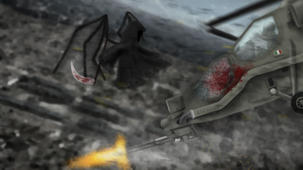Death from Above by Pilotguy97