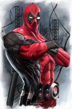 Deadpool by Tomtaj1