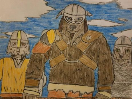 For Honor Raider by Coleman01