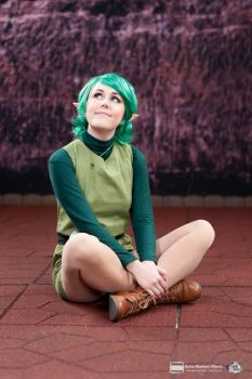 Saria by LyddiDesign