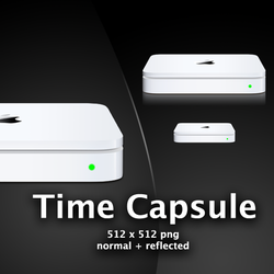 the Time capsule by fyton5