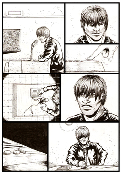 DISCLOSURE - page 3 [inks] by britolitos96