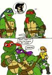 TMNT: Raphael, the great Brother by xero87