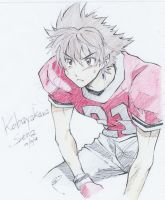 Cyvein's Eyeshield 21 COLORED by ES21-Fan