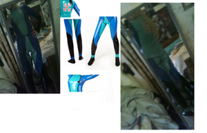 SAMUS ARAN ZERO SUIT COSPLAY FOR SALE by sasukelove207