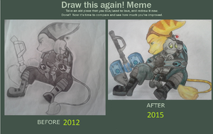 Ratchet and Clank 2012-2015 by GinKaShiSa
