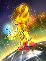 Super Sonic by Tapozia