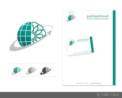 OIC logo and stationary 1 by Eslam