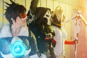 We are Overwatch by OshleyCosplay